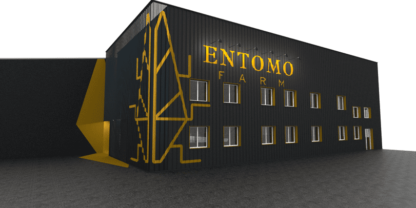 New industrial site for Entomo Farm