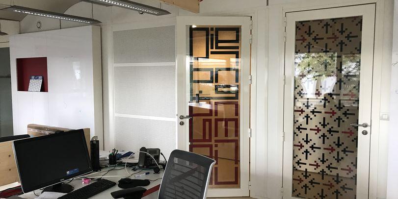 f lix et associ s projet nouveaux bureaux de gironde num rique espace news f a. Black Bedroom Furniture Sets. Home Design Ideas