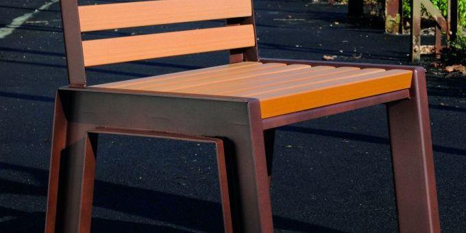 F lix et associ s project h mobilier urbain pour - Mobilier pour mobil home ...