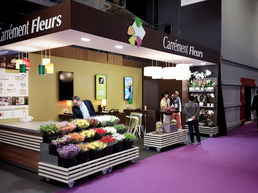 Carrément fleurs at Franchise Expo Paris