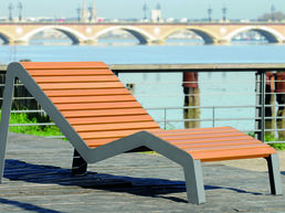 Serena, mobilier urbain pour Square (photo 2)