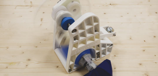 Respirateur open source imprimé en 3D  #Covid-19